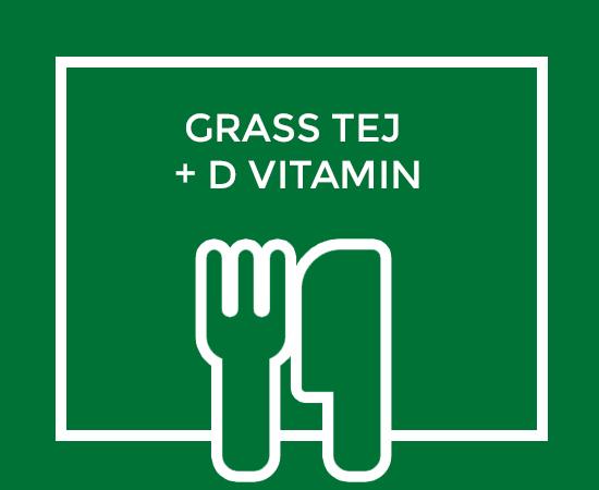 GRASS TEJ + D VITAMIN