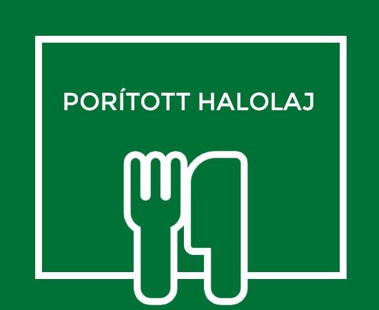 PORÍTOTT HALOLAJ